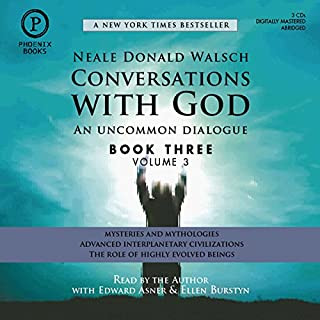 Conversations with God: An Uncommon Dialogue: Book 3, Volume 3 cover art