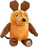 Schmidt Spiele 42271 Die Maus, Maus, 35 cm Plüschfigur, Jubiläumsedition