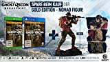 Tom Clancy's Ghost Recon Breakpoint - Gold Edition - [PlayStation 4] + Nomad Figur