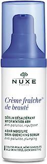 Nuxe Creme Fraiche De Beaute 48hr Moisture Skin-quenching Serum By Nuxe for Unisex - 1 Oz Serum, 1 Oz