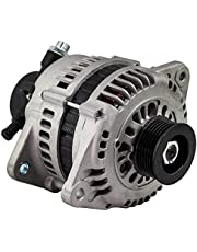 maXpeedingrods Alternator for Civic 7 02-05 Astra G 03-04 Corsa C Meriva A LR1100502 LR1100502M 8971891133 8971891136 Generator