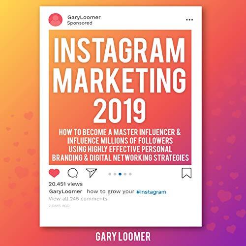 Couverture de Instagram Marketing 2019