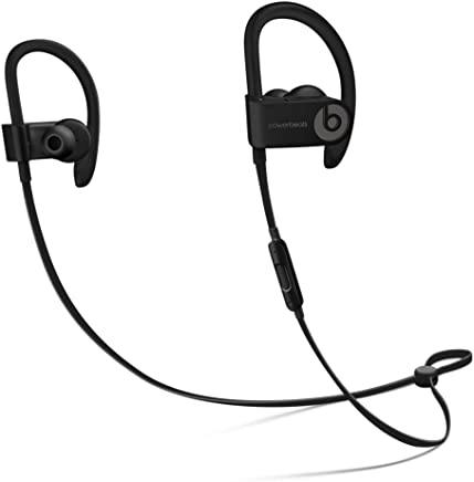 Powerbeats3 Wireless In-Ear Headphones - Black (Refurbished)