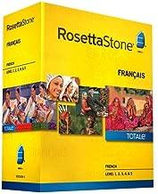 Rosetta Stone Version 4 TOTALe: French Level 1, 2, 3, 4 & 5 (Mac/PC)