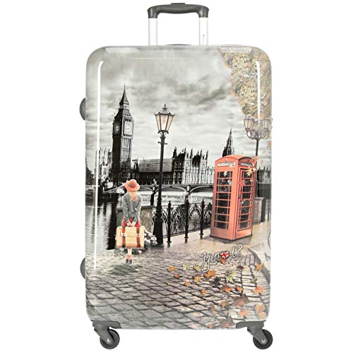 Y Not Trolley Londra autmn misura grande
