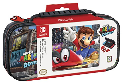 Ardistel - Game Traveler Deluxe Carcasa De Viaje NNS58 (Nintendo Switch)