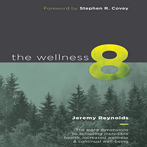 The Wellness 8  By  cover art