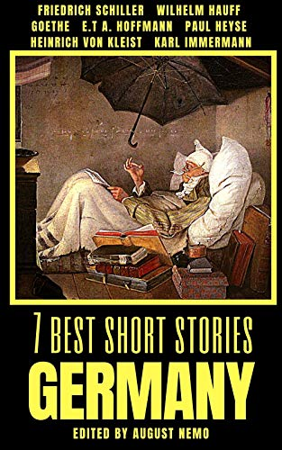 7 best short stories - Germany (7 best short stories - specials Book 61) (English Edition)