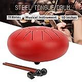 Immagine 2 tamburo per lingua in acciaio