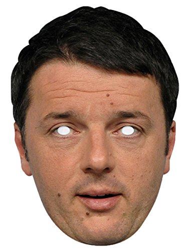 Generique - Masque Carton Matteo Renzi