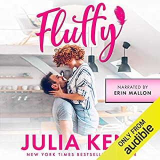Fluffy audiobook cover art
