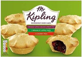 Mr Kipling Fruity Pies Selection 6pk (Pack of 3)
