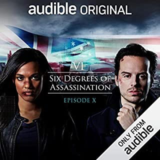 Ep. 10: X (Six Degrees of Assassination) cover art