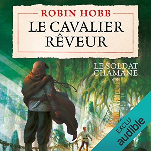 Le cavalier rêveur audiobook cover art