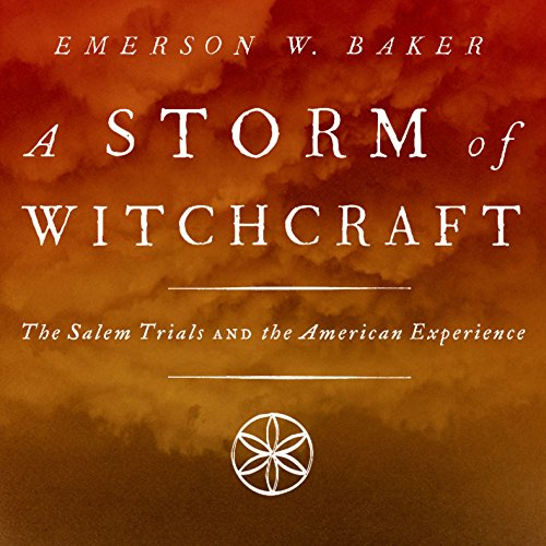 A Storm of Witchcraft cover art