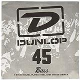 Jim Dunlop DBN45-SNGLE Corde pour guitare électrique Tirant 45