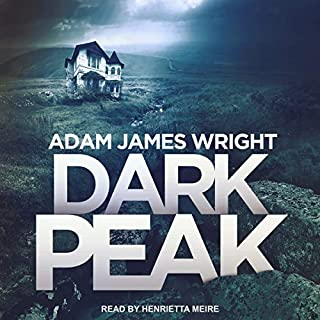 Dark Peak audiobook cover art