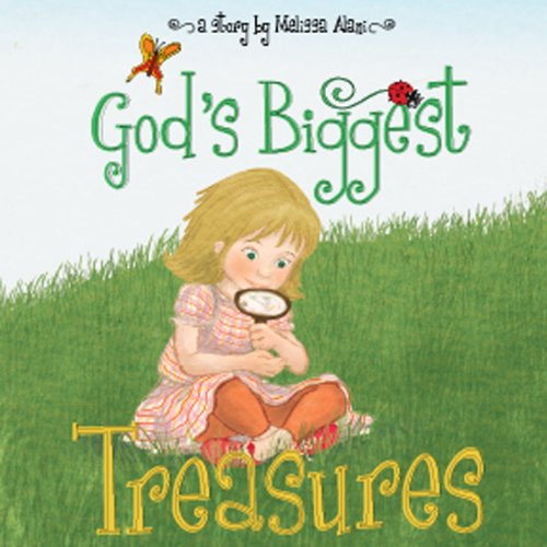 God's Biggest Treasures cover art