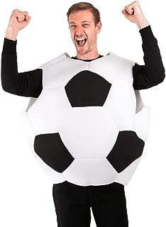 Adult 3D Soccer Ball Futbol Costume