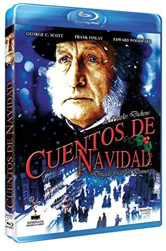 Cuentos de Navidad / A Christmas Carol (Blu-Ray)