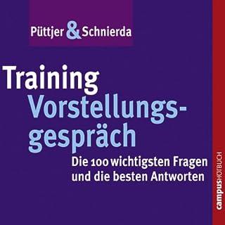 Training Vorstellungsgespräch Titelbild
