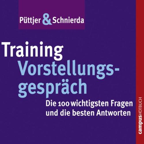 Couverture de Training Vorstellungsgespräch