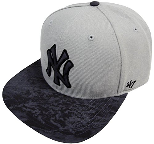 47 Brand Forty Seven MLB New York Yankees Moon Snapback Cap Limited Edition