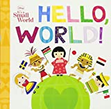 Disney It's a Small World Hello, World!...