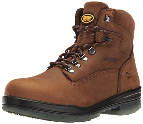 Wolverine Men's W03294 Durashock Boot, Stone, 14 M US