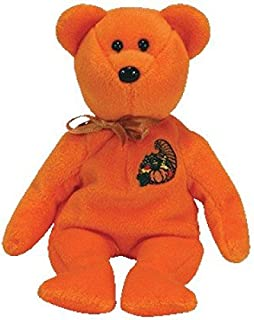 Ty Beanie Babies - Thankful the Bear (Ty Store Exclusive)