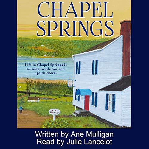 Life in Chapel Springs audiobook cover art