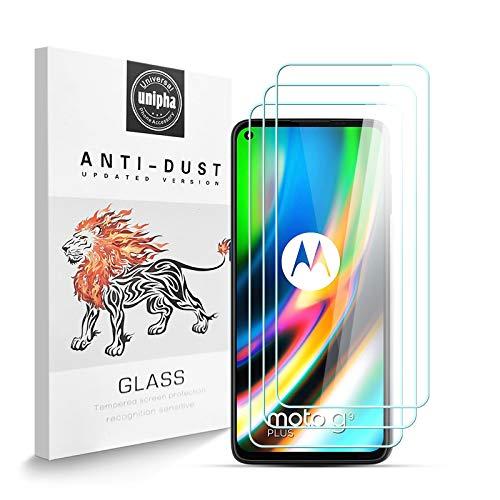 Motorola G9 Plus Protector Marca Zidwzidwei