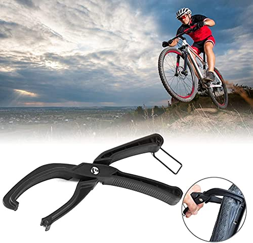 Lvcuyy Bike Tyre Install Labor-Saving Tools, Professional Bike Pliers Tire Hand Install & Removal Clamp Clip for Bicyclist MTB BMX Road Bicycle Fixed Gear Scooter
