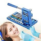 ZhiLianZhao Dental Handpiece Repair Tool, Fácil Transportar, para Hospitales Dentales, Clínicas Dentales, Centros Atención Bucal Privados