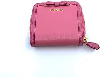 a64d4cc92e5917 Prada Portafoglio Lampo Fuxia Light Pink Vitello Move Zip Flap Bow Wallet  1ML522
