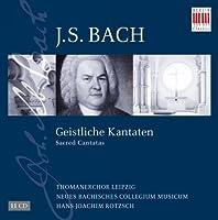 J.S. Bach: Sacred Cantatas (2008-05-06)