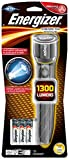 Energizer - Full LED Torch/Flashlight Range - For Emergency, Camping & Hiking (Compact, Headlight, Duo, Metal & Lantern Torches) (Vision HD Torch +6AA Batts)