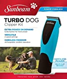 Sunbeam 078522-010-001 Turbo Dog Clipper Kit