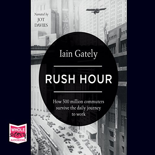 Rush Hour audiobook cover art