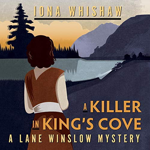 A Killer in King's Cove cover art