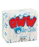 Adult Baby Diaper Lover ASC Brand Adult Diapers, Blue (Small)