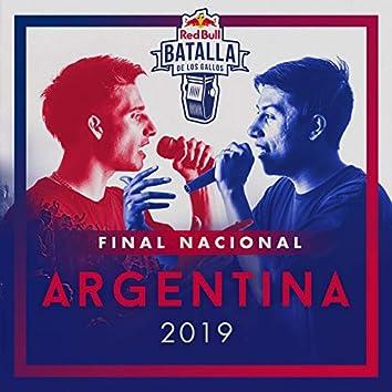 Final Nacional Argentina 2019 (Live)