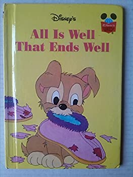 Hardcover All is well that ends well Book