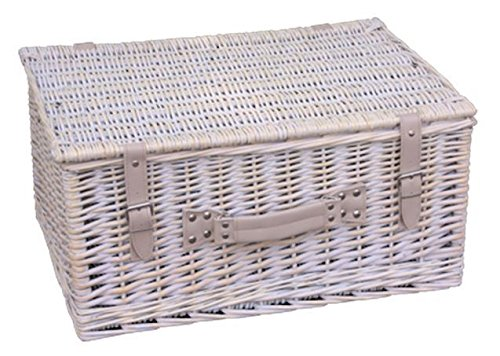 Red Hamper Provence 60cm Standard Empty Picnic Basket