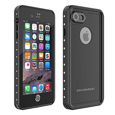 iPhone 7/8 Waterproof Case, OUNNE Underwater Full Sealed Cover Snowproof Shockproof Dirtproof IP68 Certified Waterproof Case for iPhone 7/8 4.7 inch