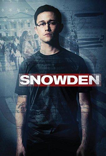 Poster Snowden Movie 70 X 45 cm