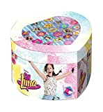 Soy Luna-Soy Set joyero con 22 anillos, unica (Kids Euroswan WDSL119)