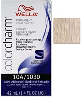 Wella Color Charm Liquid 1030/10A Palest Ash Blonde