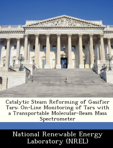 Catalytic Steam Reforming of Gasifier Tars: On-Line Monitoring of Tars with a Transportable Molecular-Beam Mass Spectrometer