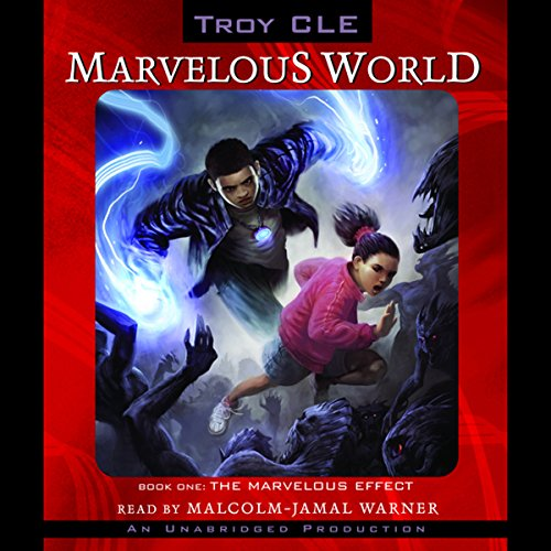 The Marvelous Effect audiobook cover art